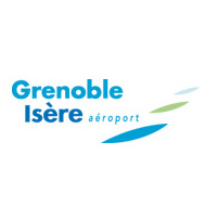 Grenoble Airport Logo